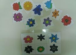 ταυτίζω κάθε λουλούδι με τη σκιά του